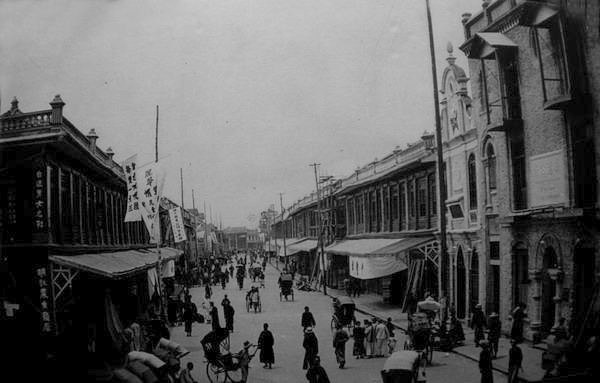 Chunxi Road, 1911
