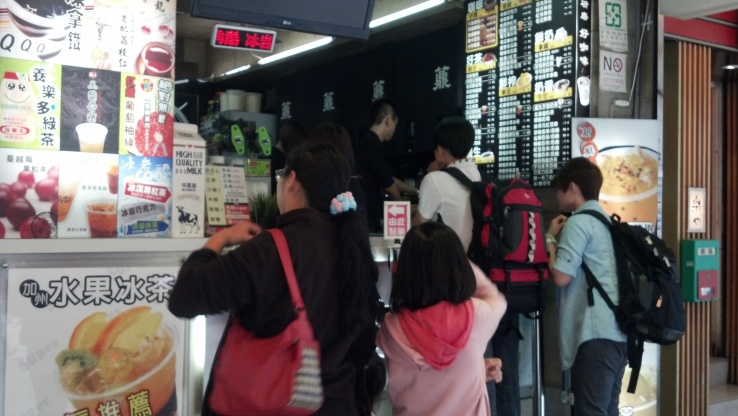 I really miss buying boba in Taipei
